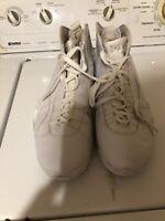 White Jordans Size 13