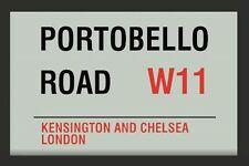 Portobello Road w11 London nostalgia barspiegel SPECCHIO MIRROR BAR 22 x 32 cm