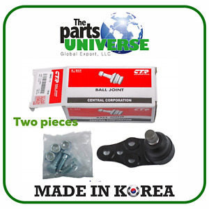 CTR New Lower Ball Joint Pair For Chevrolet Optra Suzuki Forenza Reno