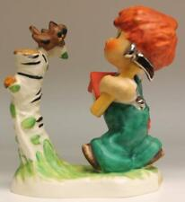 Goebel Redhead Byj 10 Springtime Boy Building a Birdhouse Figurine Tmk4