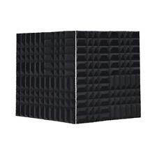 8PCS Best Soundproofing Material 30cm*30cm*5cm Pyramid Studio Foam for Drum Room