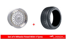 3 Series Dare One Piece Rim Wheels with Tyres