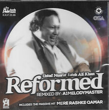 USTAD NUSRAT FATEH ALI KHAN - REFORMED REMIXED BY A1MELODY MASTER - MASSIVE HIT