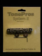 TonePros AVR2 II Tunematic Bridge Chrome tom abr tone pros
