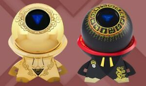 Mattel Creations 88RISING FIGURE8 GOLD and X Exclusive PREORDER Magic 8 Ball set
