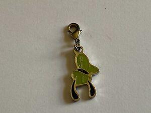 Disney Charm Clip Goofy green hat - Not a Disney Pin