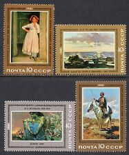 5067 - Russia 1981 - Russian Paintings - Mnh Set