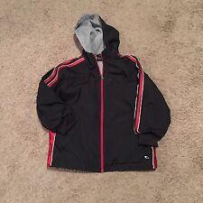 Boy's Tek Gear Hooded Jacket - Size Small/8