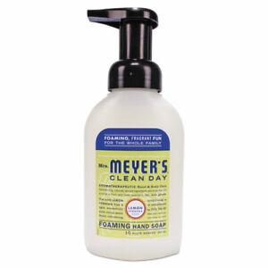 Mrs Meyers Clean Day Foaming Hand Soap Lemon Verbena 10oz Essential Oils Aloe