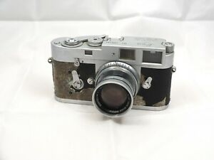 LEICA M2 RANGEFINDER CAMERA+Summicron 50mm f/2
