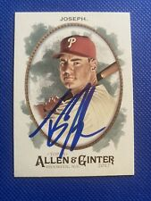 2017 Topps Allen Ginter Tommy Joseph #61 Auto Signed Autograph Phillies