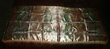 """BEAUTIFUL VINTAGE CHINESE SILK TABLE CLOTH 78"""" X 56"""""""