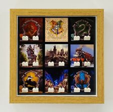 Display Frame for Lego Harry Potter minifigures no figures 25cm