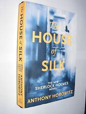 The House Of Silk by Anthony Horowitz PB 2012 Sherlock Holmes novel