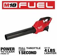 Milwaukee 2724-20 M18 FUEL 18V 450-CFM Cordless Leaf Blower - Bare Tool
