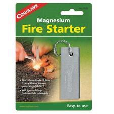 Coghlan's 7870 Camping Emergency Heat Flint Magnesium Fire Starter
