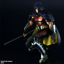 BATMAN ARKHAM CITY PLAY ARTS KAI SERIES 2 ROBIN ACTION FIGURE - SEALED