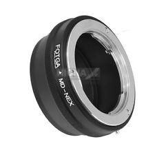 FOTGA Minolta MD Lens to Sony E-Mount NEX3 NEX5 NEX7 NEX-5N NEX-5R NEXC3 Adapter