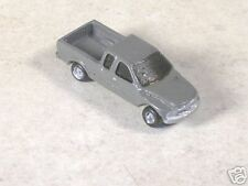 N Scale 1998 Gray Dodge Ram Extended Cab Pickup