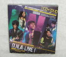 Mayday DNA Live World Tour Taipei Arena Taiwan 2-CD+DVD