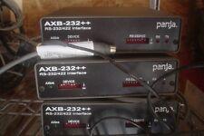3-PANJA  AXB-232+video switcher Interface, power supply