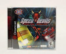 NEW Sega Dreamcast - Speed Devils Online Racing SEALED