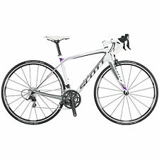 Scott Contessa Solace Carbon Fiber Road Bike 46cm Shimano 105 Groupset NEW