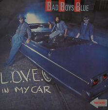 """BAD BOYS BLUE - L.odee en MY COCHE Single 7"""" (I113)"""