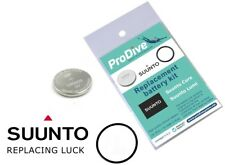 Battery Kit for Suunto Core & Suunto Lumi Wrist-Top Watches