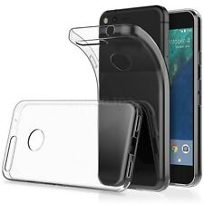 for Google Pixel 2 Transparent Clear Silicone Slim GEL Case