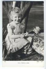 r0829 - Princess Anne , daughter of Queen Elizabeth Ii - postcard