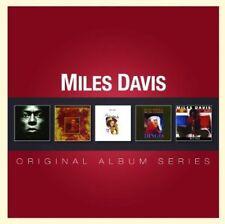 Miles Davis - SERIE Álbum Original: Amandla / DINGO (BANDA SONORA) / doo- NUEVO