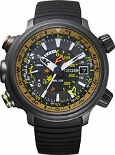 Citizen Promaster Altichron Titanium. Featuring Altimeter, Compass BN4026-09E
