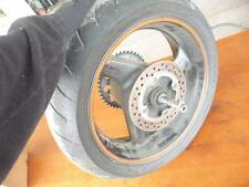Rear wheel & tire VTR1000 superhawk hawk firestorm vtr 1000 #