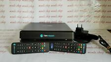 timvision decoder hd digitale terrestre + telecomando con app NETFLIX YOU TUBE