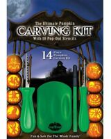 The Ultimate Pumpkin Carving Kit One Size