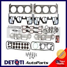 Head Gasket Set Lifters Repair Fix Kit For 95-05 Chevrolet Pontiac 3.1L 3.4L V6