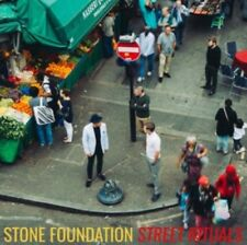 STONE FOUNDATION Street Rituals LP Vinyl NEW 2017 Paul Weller