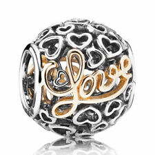 NEW-AUTHENTIC-PANDORA-Message-Of-Love-9019