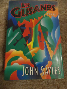 Los Gusanos by John Sayles(1991)SIGNED BY AUTHOR!