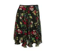 Ralph Lauren Women's Georgette Floral Print Skirt ($125)