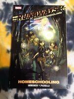 RUNAWAYS Homeschooling TPB - Marvel Comics / New