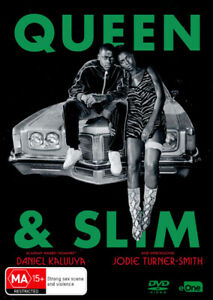 QUEEN & SLIM (2019) [NEW DVD]