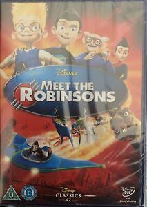Meet The Robinsons Walt Disney New Sealed DVD