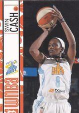 CHICAGO SKY SWIN CASH 2013 WNBA BASKETBALL CARD FREE SHIPPING