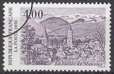 Specimen, France Sc2253 Tourism, Valley of Munster