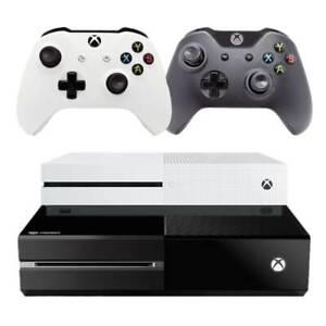Microsoft Xbox One / One S / All Digital Konsole - 1 bis 2 Original Controller