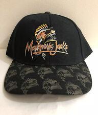 Mongrove Jack Jacks Red Snapper Fish Snapback Hat Cap Fishing Fisherman Novelty