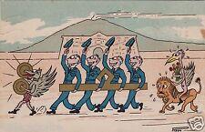 """# MILITARI- MAK P100 - CORSO """"GRIFO"""" - dis. PIPPO 1932"""