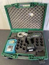 Greenlee Gator Esg50l Battery Hydraulic Wire Cutting Cable Cutter